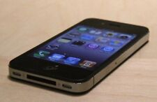 Apple iPhone 4 - 8GB - Black (Unlocked 100%) ,AT&T,Bell,Telus...