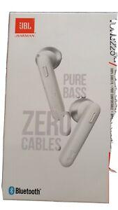 JBL Tune 225TWS Weiss Kopfhörer Bluetooth Neu