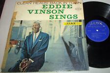 """Eddie """"Cleanhead"""" Vinson-""""Clean Heads Back in Town"""" 1958 AAMCO DG MONO Jazz LP!"""