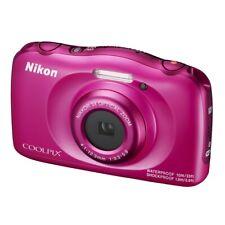 Nikon COOLPIX W100 13.2MP Digital Camera - PINK  **BRAND NEW UK STOCK**