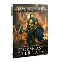 Battletome: Stormcast Eternals Warhammer Age of Sigmar NEW