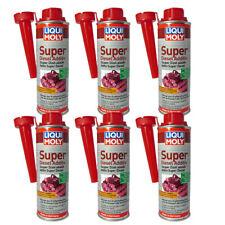 6x 250 ml Liqui Moly Super Diesel Additiv Kraftstoff Zusatz Dieselzusatz 5120