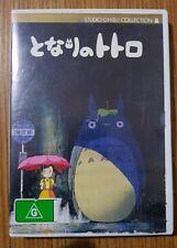 My Neighbor Totoro, anime, Manga, REIGON 4, English