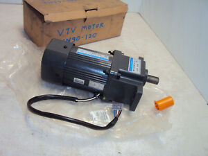 V.T.V Motor YN90-120 Gearmotor 90JB-3G15 110V