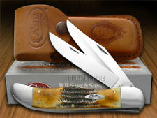 CASE XX 6.5 Bonestag Folding Hunter Stainless Pocket Knives Knife