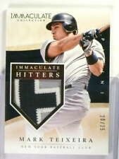 2014 Immaculate Collection Hitters Mark Teixeira Jumbo patch #D20/25 *77716