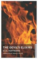 E.T.A HOFFMANN ___ THE DEVIL'S ELIXIRS ___ BRAND NEW ___ FREEPOST UK