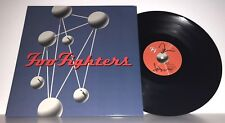 TAYLOR HAWKINS PAT SMEAR SIGNED FOO FIGHTERS THE COLOUR AND SHAPE VINYL ALBUM