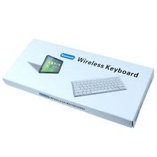 Clearance Bluetooth 3.0 Wireless Keyboard for Apple iPhone iPad Mini 2 3 4 Air