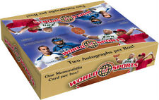 2010 World of Sports, Factory Sealed Trading Cards Box, 2 Autos/Box