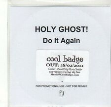 (CA686) Holy Ghost!, Do It Again - 2011 DJ CD