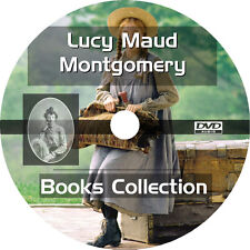 * LUCY MAUD MONTGOMERY BOOKS COLLECTION * 17+ AUDIOBOOKS on DVD MP3 AUDIO *