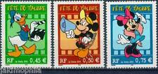 Y&T n° 3641a + 3642 + 3643  Fête du timbre les 3 timbres du carnet 2004  NEUF **