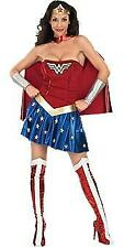 Deluxe Wonder Woman Sexy Costume Adult Medium