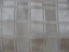 EUC Shower Curtain w/ Window Panel Curtains Valence Tie Backs Peach Damask Print