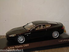 Aston Martin DB9 Coupe 2003 van Minichamps 1:43 in Box *10009