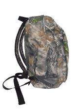 Camo Rucksack Backpack Bag Strong Durable For Pigeon Shooting Decoying Fishing