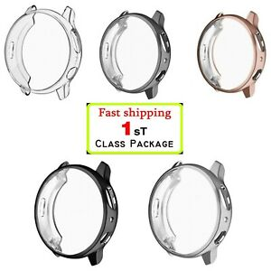 TPU Full Cover Case Screen Protector for Samsung Galaxy Watch Active 2 40 44mm