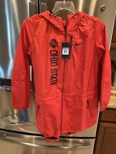 NEW Nike Women's Ohio State RED Lightweight Hoodie Size M - $125 MSRP -FREE SH
