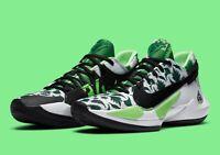 Nike Zoom Freak 2 Giannis Antetokounmpo Naija Nigeria Green UK 10 US 11 Kobe OG