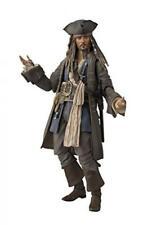 SHFiguarts Pirates of the Caribbean Captain Jack Sparrow 150mm figure Japan