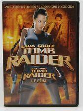 Lara Croft : Tomb Raider : The movie - DVD - angelina Jolie