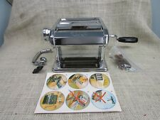 Ampia Pasta Maker Noodle Maker Model 150 - Made in Italy EUC