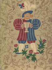 Le Sixiesme Livre colligé par Fernand Fleuret + Glossaire.Ill. de Lucien Boucher