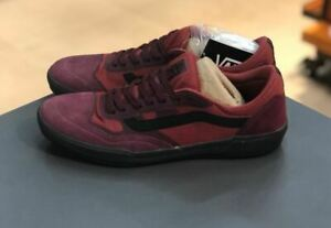 Vans Ave Pro 'Port Royale' Rosewood Fashion Sneakers Shoes VN0A4BT7W4Q