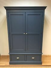 Larder Cupboard- 2 door 2 drw Bennington Style- Made To Order In The Midlands Uk