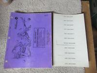 original  THE BRIDE OF PINBOT WILLIAMS + SCORING  pinball MACHINE  manual