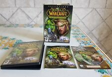 WORLD OF WARCRAFT BURNING CRUSADE PC CD ROM MAC ITALIANO FUNZIONANTE COMPLETO