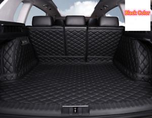 For Mitsubishi Pajero Sport 2020 Rear Trunk Cargo Liner Carpet  Dog Cat Pet Mats