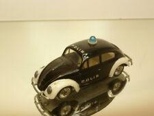 TEKNO DENMARK 819 VW VOLKSWAGEN BEETLE 1957 - POLIS 1:43 - EXCELLENT CONDITION