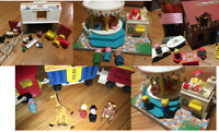 Fisher Price Little People VINTAGE Toys 181, 460, 132, 134, 604, 6613 CHOICE
