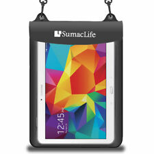 """Tablet Waterproof Pouch Dry Bag Case For 9.7""""Samsung Galaxy Tab S3/iPad Air/iPad"""