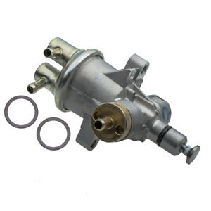 94-97 Ford 7.3 Diesel Powerstroke Lift Valley Fuel Pump & Banjo Bolt Washers OEM