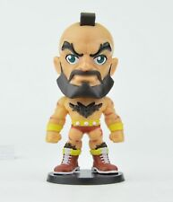 Street Fighter Lil Knockouts 3-Inch Mini- Vinyl Figure - Zangrief