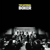 THE NATIONAL - BOXER  VINYL LP + DOWNLOAD NEW!