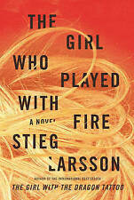 Good, The Girl Who Played with Fire[GIRL WHO PLAYED W/FIRE][Hardcover], StiegLar