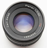 Carl Zeiss Planar 50mm 50 mm T* 1.7 - Contax Yashica