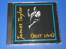 James Taylor - ( Best live ) -  CD SIGILLATO