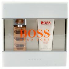 Hugo Boss ORANGE Geschenkset 30 ml EdT Spray + 100 ml Body Lotion for woman