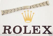 Rolex LADY OYSTER BRACCIALE IN ACCIAIO INOX - 66-rivetti di 1968 - 13mm-BRACELET