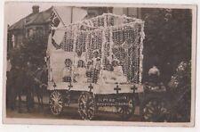 Ilford Hospital Carnival Essex 1908 RP Postcard, B687