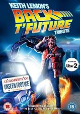 KEITH LEMON BACK T`FUTURE TRIBUTE  DVD NUEVO