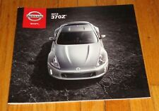 Original 2013 Nissan 370Z Sales Brochure Touring Nismo