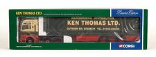 Corgi 13403 MAN TGA XXL Curtainside Ken Thomas Ltd. Limited Edition 1:50 Scale