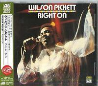 Wilson Pickett - Right On [New CD] UK - Import