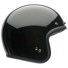Bell Custom 500 Solid Black Motorbike Helmet X-large 61-62 Cm BH7050065